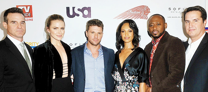 TV Guide Magazine and USA Network Celebrate 'Shooter'
